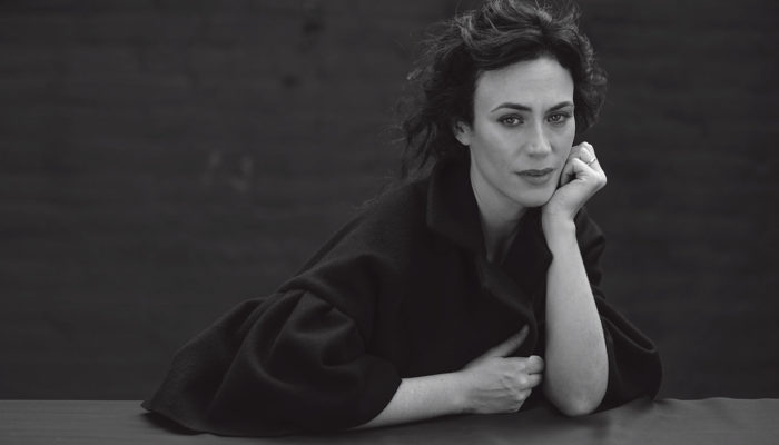 Maggie Siff Won't Accept the Status Quo