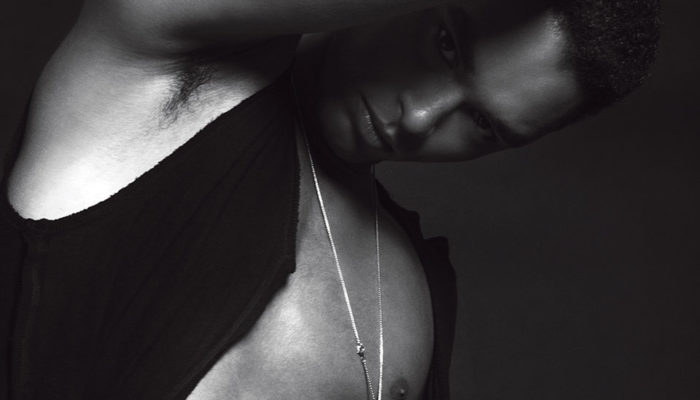 Regé-Jean Page by Danny Baldwin for THE FALL.