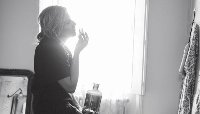 Azzi Glasser, The Perfumer's Story