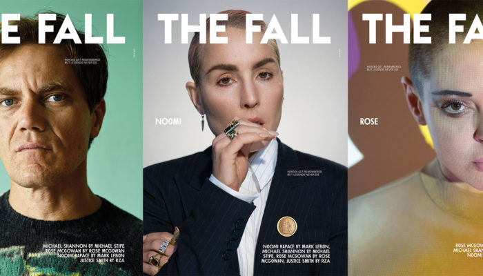 Issue #1, The Covers