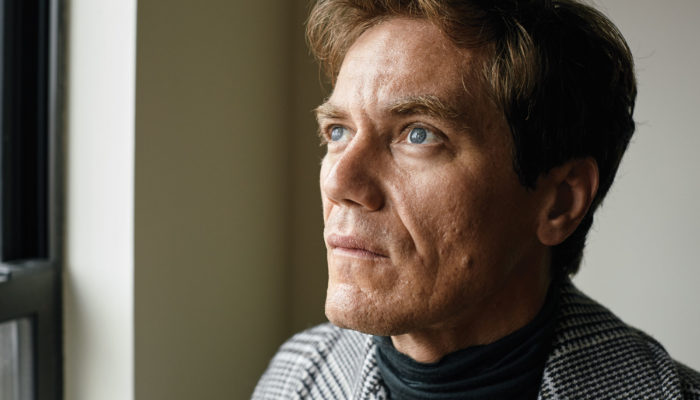 Reluctant Hero, Michael Shannon